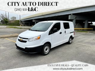 2017 Chevrolet City Express Cargo LT