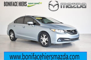 2014 Honda Civic Hybrid w/Leather