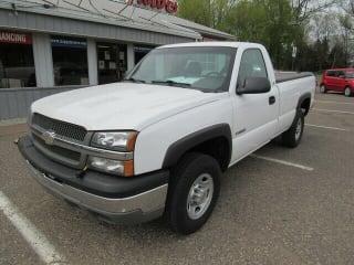 2003 Chevrolet Silverado 2500 Work Truck