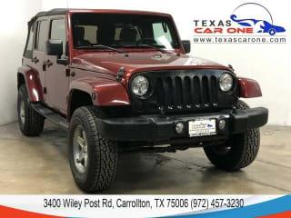 2009 Jeep Wrangler Unlimited Sahara