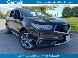 2018 Acura MDX SH-AWD w/Advance w/RES