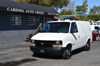 1999 Chevrolet Astro Cargo Base