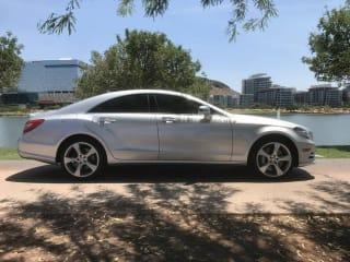 2012 Mercedes-Benz CLS CLS 550