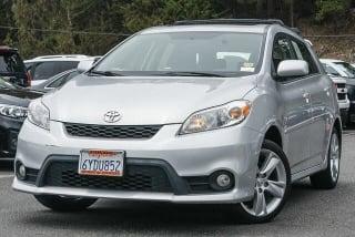 2012 Toyota Matrix S