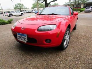 2007 Mazda MX-5 Miata Sport