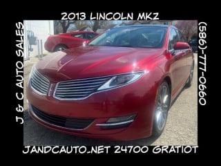 2013 Lincoln MKZ Base