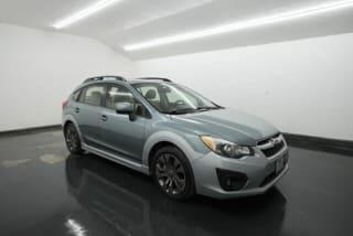 2012 Subaru Impreza 2.0i Sport Limited