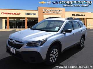 2021 Subaru Outback Base