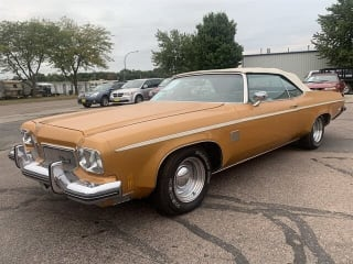1973 Oldsmobile Eighty-Eight CONVERTIBLE (#S MATCHING, ORIGINAL CAR)