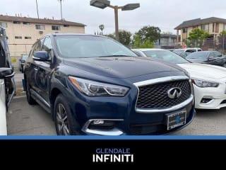 2018 Infiniti QX60 Base