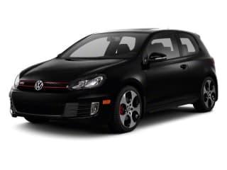2010 Volkswagen Golf GTI Base PZEV