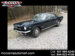 1966 Ford Mustang 2dr Coupe LX Auto