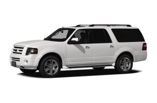 2009 Ford Expedition EL SSV Fleet