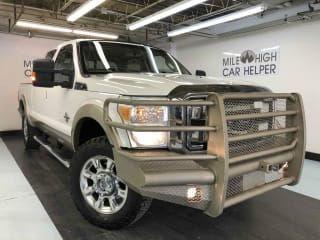 2013 Ford F-250 Super Duty Lariat