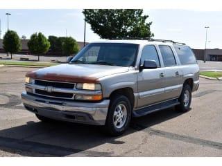 2001 Chevrolet Suburban 1500 LT