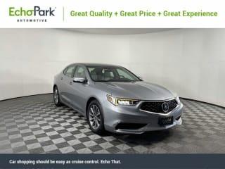2018 Acura TLX w/Tech