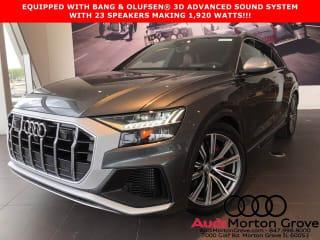 2020 Audi SQ8 4.0T quattro Prestige