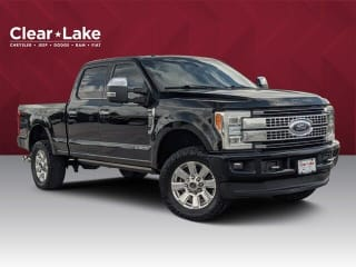 2017 Ford F-250 Super Duty Platinum