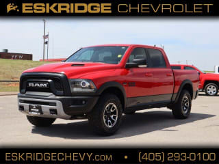 2016 Ram Pickup 1500 Rebel