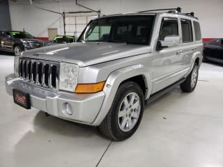 2009 Jeep Commander Overland