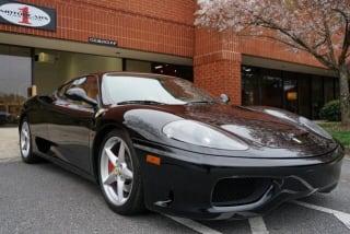 2003 Ferrari 360 Modena Base