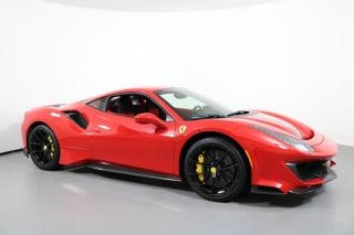 2019 Ferrari 488 Pista Base
