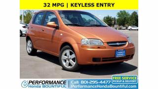2008 Chevrolet Aveo Aveo5 LS