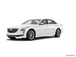 2017 Cadillac CT6 3.0TT Premium Luxury