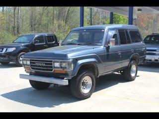 1989 Toyota Land Cruiser HJ60