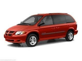2002 Dodge Caravan eC