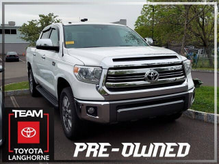 2016 Toyota Tundra 1794 Edition