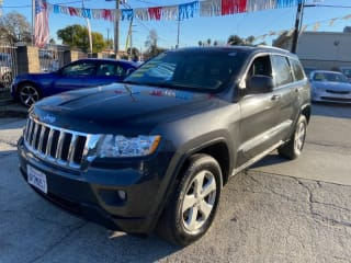 2011 Jeep Grand Cherokee 70th Anniversary