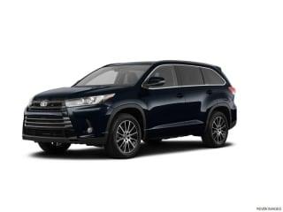 2019 Toyota Highlander SE