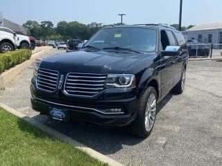 2016 Lincoln Navigator L Select