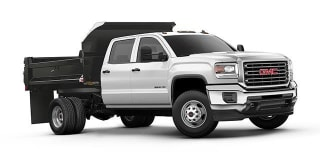 2015 GMC Sierra 3500HD Base
