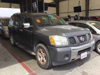 2004 Nissan Armada SE Off-Road