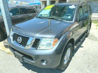 2010 Nissan Pathfinder SE