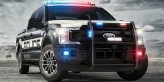 2020 Ford F-150 Police Responder