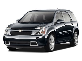 2008 Chevrolet Equinox LTZ