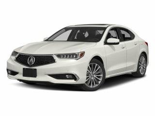 2018 Acura TLX SH-AWD V6 w/Advance