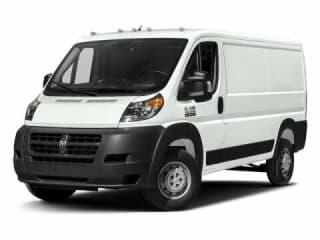 2018 Ram ProMaster Cargo 1500 118 WB