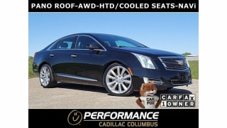 2017 Cadillac XTS Platinum Vsport