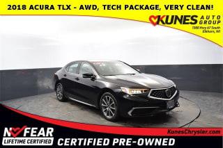 2018 Acura TLX SH-AWD V6 w/Tech