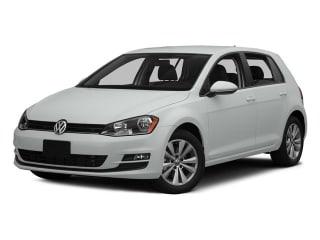 2015 Volkswagen Golf 1.8T S PZEV
