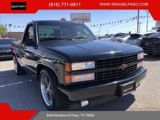 1990 Chevrolet C/K 1500 Series C1500 454SS