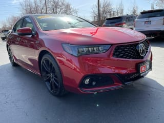2020 Acura TLX SH-AWD V6 PMC Edition