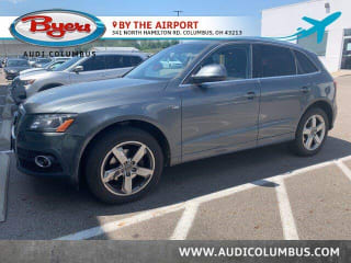 2012 Audi Q5 3.2 quattro Premium Plus