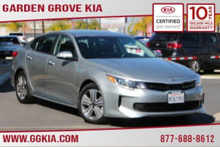 2018 Kia Optima Plug-In Hybrid EX