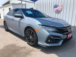 2021 Honda Civic Sport Touring