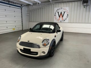 2012 MINI Cooper Roadster Base